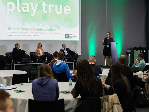 WADA Anti-Doping Symposium 2019