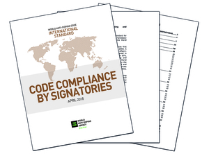 International Standard Code Compliance