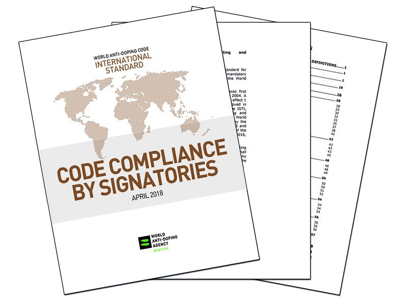 International Standard Code Compliance