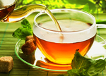Bild zeigt eine Tasse Tee