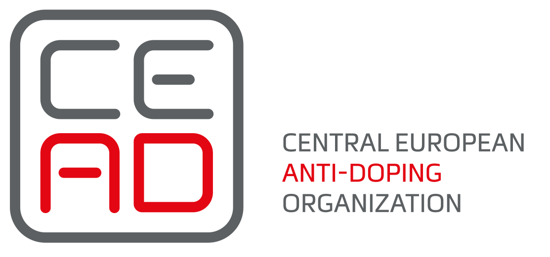 Logo der Central European Anti-Doping Organizations