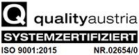Logo der Quality Austria